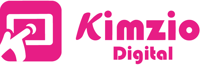 Kimzio Digital Logo