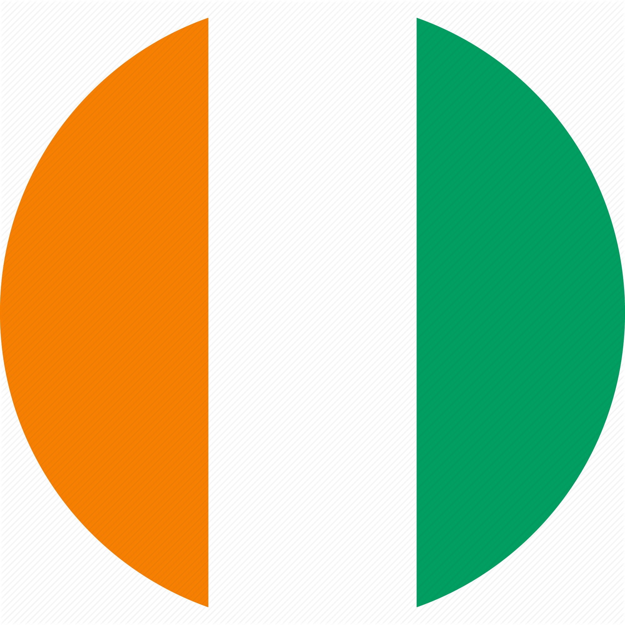 Ivory Coast flags